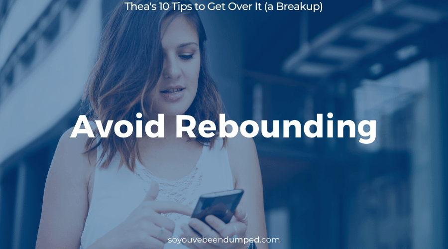 SYBD Tip 8: Avoid Rebounding