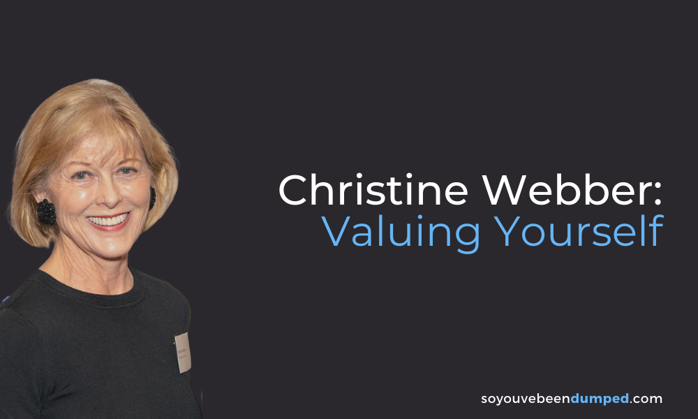 Christine Webber on Valuing Yourself