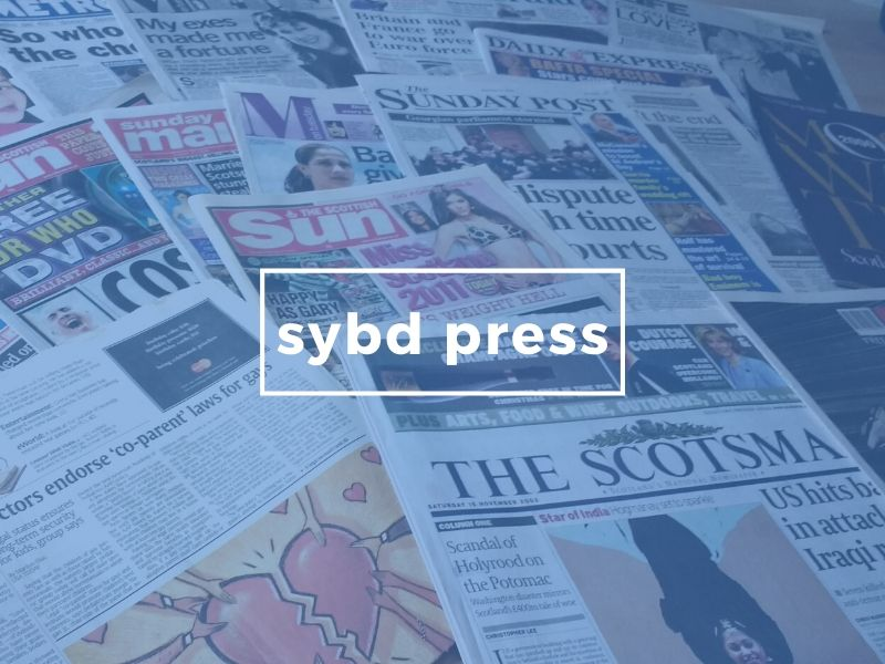 SYBD media coverage