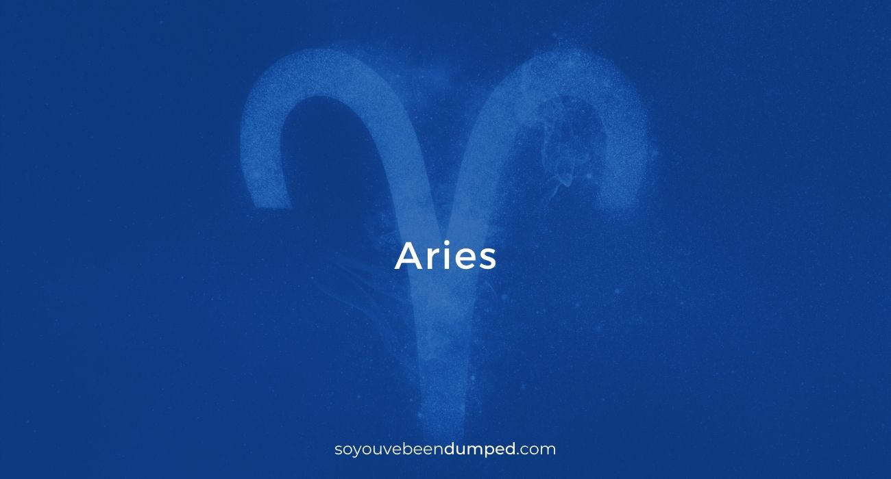 Aries - How Sun Signs Handle Breakups