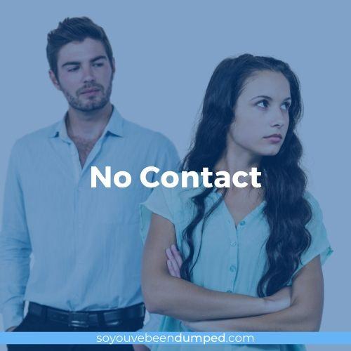 No Contact = No Confusion
