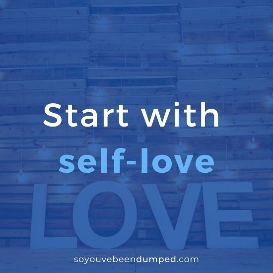 Start with Self Love