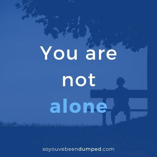 SYBD - You Are Not Alone
