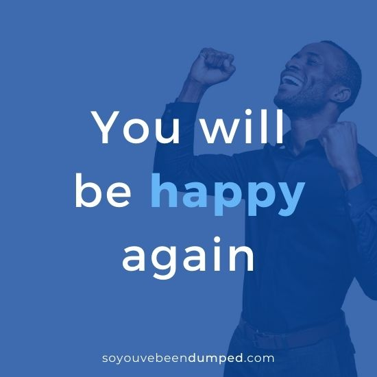 SYBD You will be happy again