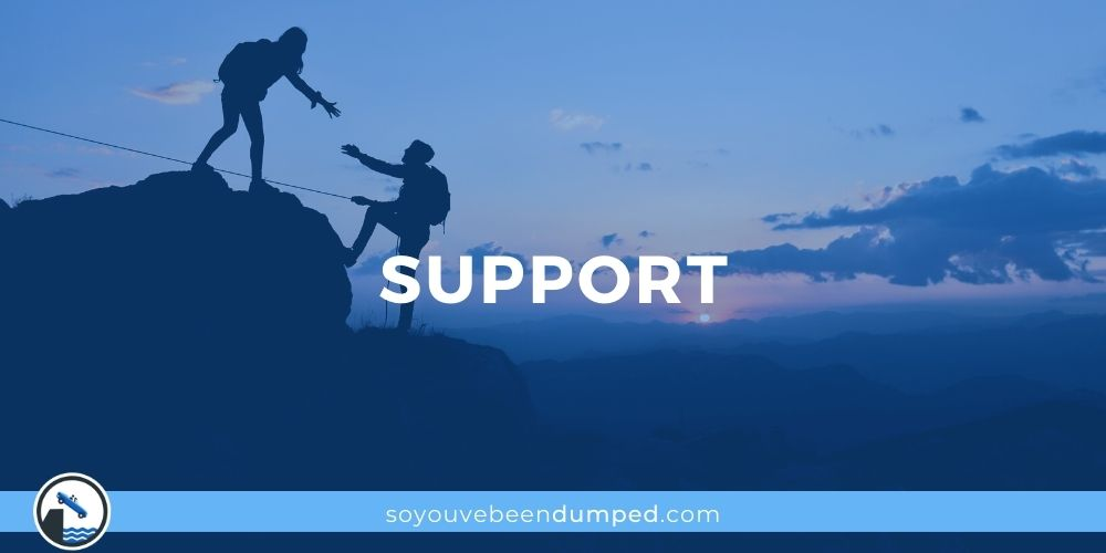SYBD Support Links - for mind body and spirit supportive links after a breakup