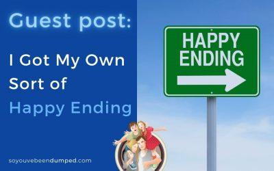 Guest Post:  I Got My Own Sort of Happy Ending