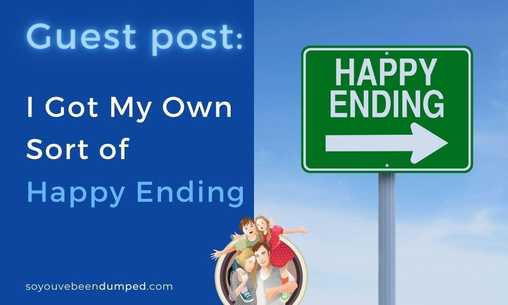 Guest Post on SYBD: I Got My Own Sort of Happy Ending
