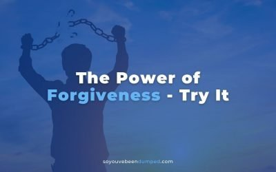 The Power of Forgiveness – Try It