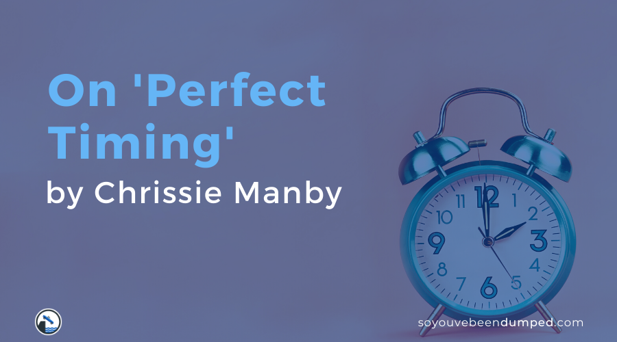 Chrissie Manby - On Perfect Timing